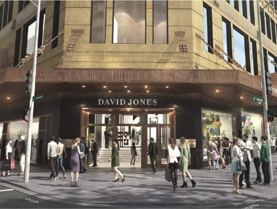 Charter Hall buys David Jones Sydney CBD store for $510m
