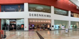 Debenhams set to close 124 stores in UK