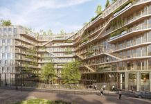 Aviva Investors buys office building in Saint-Ouen from Nexity