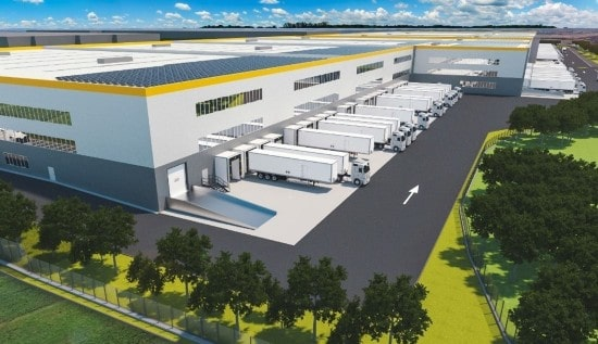 Hines acquires prime logistics scheme in Bologna, Italy