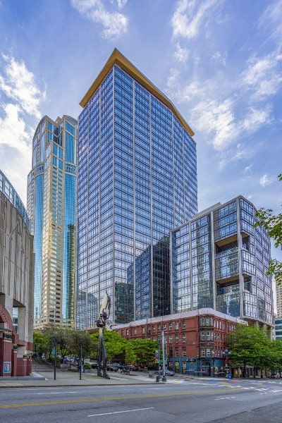 Skanska sells majority interest in Seattle office tower for $669m