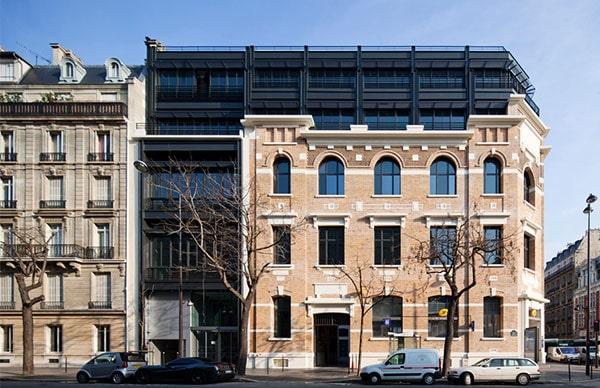 Aviva Investors acquires Paris office building for €120m