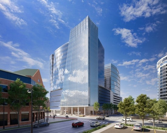 Barings completes recapitalization of office property in Raleigh, NC