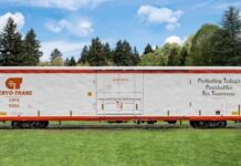 Lineage Logistics buys refrigerated rail firm Cryo-Trans