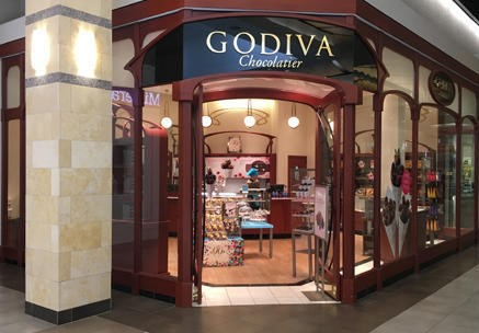 In North America, the success of this strategy is evidenced by the continued growth of GODIVA's consumer base, which is largely being driven by online and greater product purchasing through its grocery, club, and retail partners