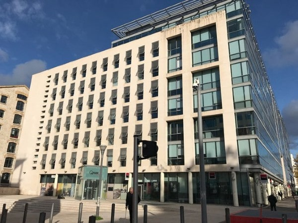 Real. I.S. acquires office property in Marseille