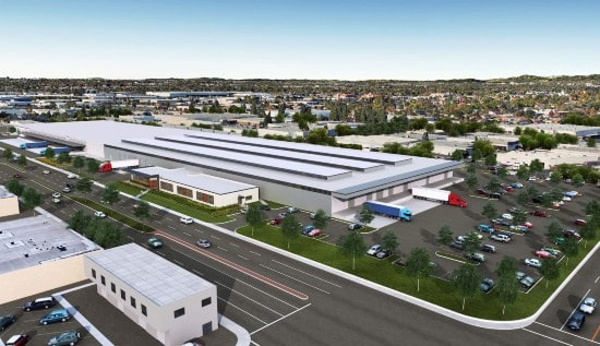 Hines sells industrial logistics facility in Santa Ana for $113.5m
