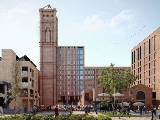 Legal & General invests £57m in Leeds build to rent site