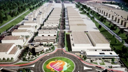 HIG Realty invests in Madrid Content City