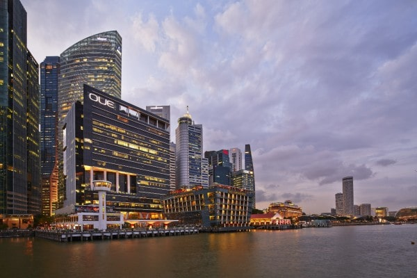 NPS, Allianz acquire 50% stake in OUE Bayfront in Singapore
