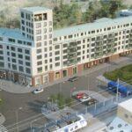 Patrizia buys residential development in Stockholm for €62m