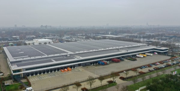 Patrizia buys logistics asset in Tilburg, Netherlands for €73m