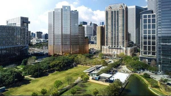 Skanska to build 28-story office building in downtown Houston