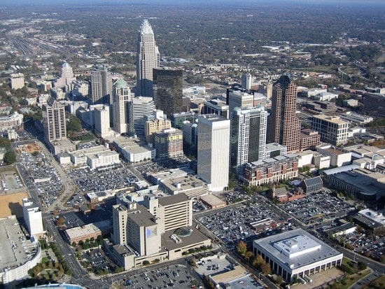 Office building in Charlotte sells for $201m