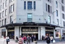 Boohoo buys Debenhams brand for £55m