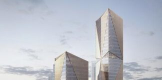 City of London approves 38-storey office development at 2 Finsbury Avenue