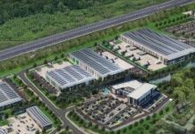 Goodman breaks ground on 250,000 sq ft logistics space in Bedford