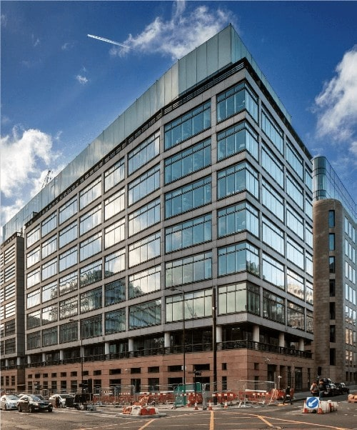 Deka sells London office building to CBRE GI for £265m