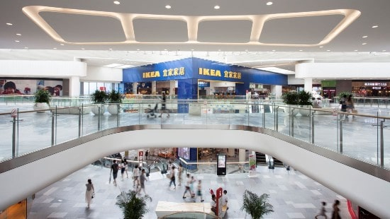 IKEA's shopping malls arm Ingka Centres enters Indian market