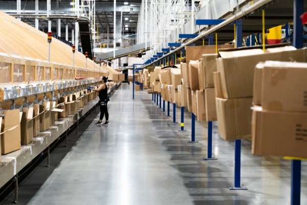 Gap to build new distribution center in Longview, Texas