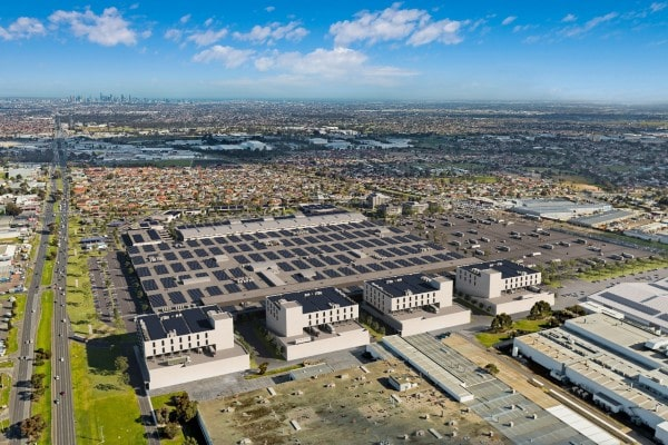 Qualitas, Pelligra to develop mixed-use industrial project in Melbourne