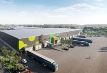 Castellum starts construction of third logistics property in Brunna, Stockholm