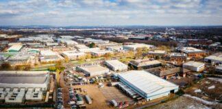 Valor acquires urban logistics estate in Crawley for £15m