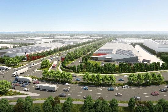 JV to develop Australia's first industrial community