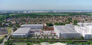 SEGRO starts construction of new urban industrial scheme in Hayes