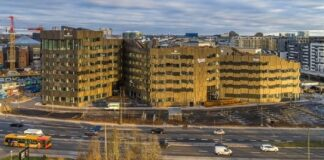 Skanska sells office project in Copenhagen to Aviva Investors