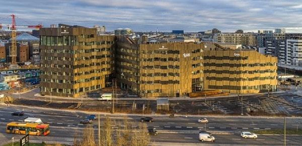 Skanska sells office project in Copenhagen to Aviva Investors