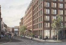 Hammerson submits plans for build-to-rent development in Leicester