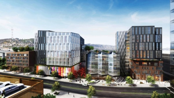KKR buys The Exchange in San Francisco's Mission Bay for $1bn