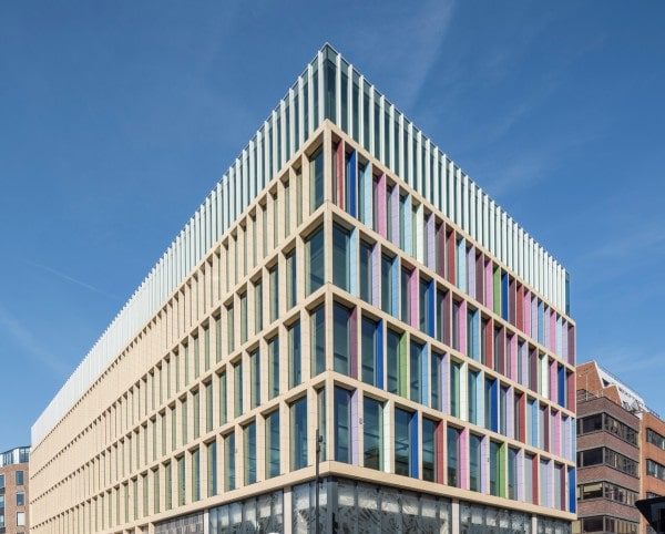 TikTok leases new office building in London