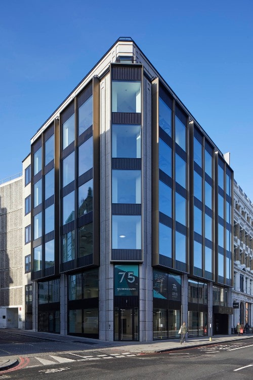 Orchard Street signs lease at Farringdon office scheme