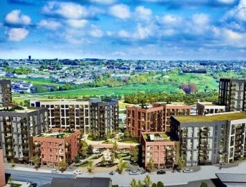 Union Investment acquires residential project in Dublin for €200m