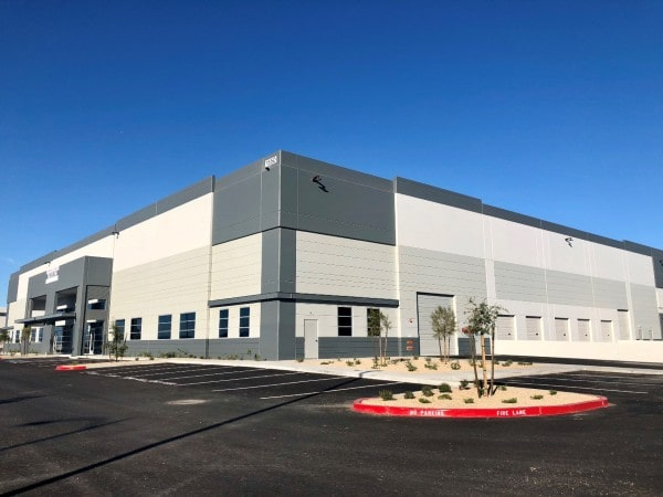 Dalfen Industrial buys two Las Vegas properties