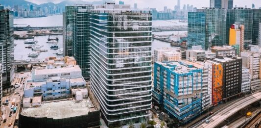 Manulife signs largest office lease deal in Hong Kong since 2019