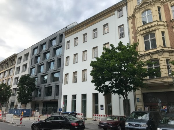 Patrizia has added a mixed-use office building to its portfolio in Berlin, Germany, on behalf of its institutional clients.