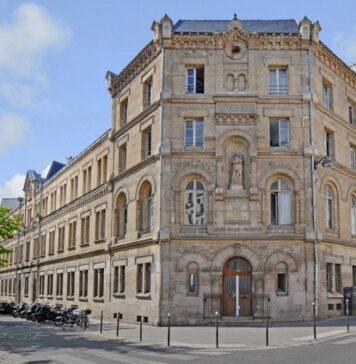 Barings acquires historic office building in Paris