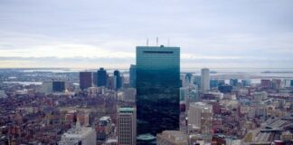 CIM Group sells two office towers in Boston to Blackstone