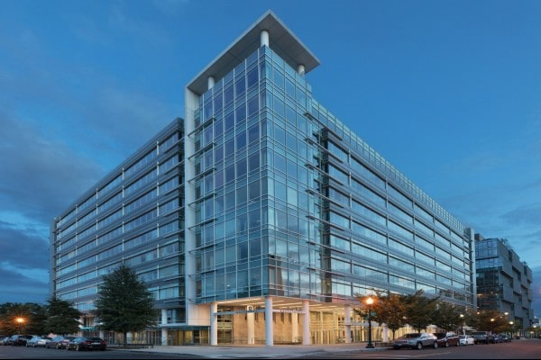 Hines Global acquires 396,000 sq-ft office building in Washington, D.C