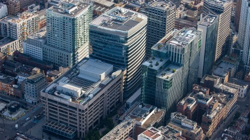 London office tower sells for more than €500m