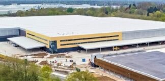 W.P. Carey buys 1.1 msf UK logistics facility for £141m