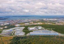 Castellum, Port of Gothenburg form JV for new Nordic logistics hub