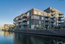 Patrizia sells residential property in Copenhagen