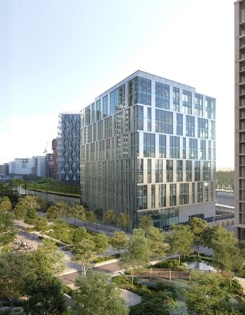 Kennedy Wilson buys London office bulding for $252m