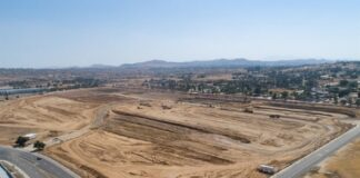 JV breaks ground on 1.1 msf logistics facility in Riverside County, California