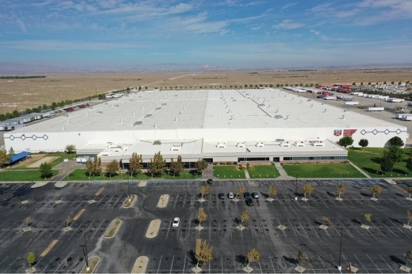 Westcore buys two distribution warehouses in California for $108m