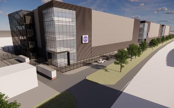 SEGRO to develop data centre facility in Slough